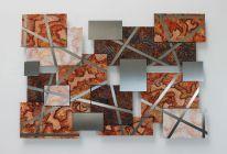 Kupfer Verbindungen 130 cm x 95 cm